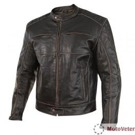 """Xelement. Куртка """"Покоритель"""". Высокопрочная кожа буйвола Buffalo Leather. США"""